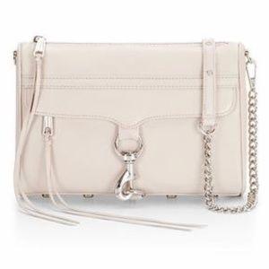 Authentic Rebecca Minkoff genuine leather bag